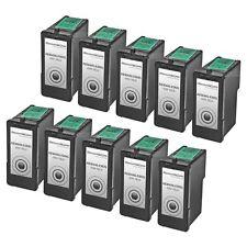 10 Lexmark 36XL BLACK HY Ink Cartridge 18C2170 for 36 XL X3650 X5650 X4650