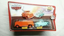 DISNEY PIXAR CARS STORY TELLERS COLLECTION BUBBA AND BRAND NEW MATER RARE NIB