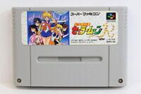 Sailor Moon R SFC Nintendo Super Famicom SNES Japan Import US Seller I5174