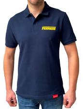 """Feuerwehr Poloshirt """"Klassiker"""" French Navy Feuerwehrmann"""
