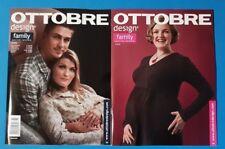 OTTOBRE design family Damen+Herren mit Schnittmuster 7/2018 ungelesen1A  abs.TOP