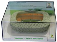 OFFICIAL WORLD CUP 2014 BRAZIL MINIATURE STADIUM ARENA AMAZONIA NEW BOX
