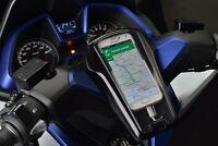 HONDA nss125 Forza UNIVERSAL MOTO OEM móvil soporte + CABLE