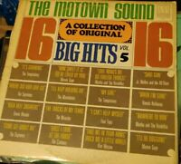 The Motown Sound A Collection Of Original Big Hits Vol. 5 (MOTOWN 651)