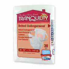 TRANQUILITY ADJUSTABLE BELTED UNDERGARMENT PACK OF 30 #2150