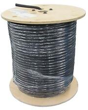 500ft RG-213 Coaxial Cable FULL ROLL - High Quality 98% Shield -Stranded Center.
