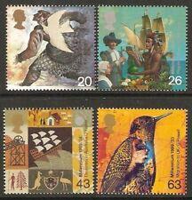 Great Britain 1999 Settlers Tale  postfris/MNH