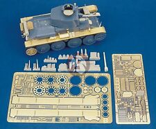 Royal Model 1/35 Panzer 38(t) Ausf.G Tank Update Set WWII (for Italeri 212) 273