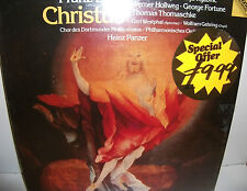 Metronome 0180.075 Franz Liszt Christ New Sealed 4LP Box Set