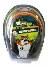 Ben 10 Alien Force Kids Niños Auriculares Ipod Mp3