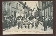 France Procession de FURNES  No1 early PPC