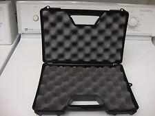 MTM Hard Hand Gun Case & Master Lock Combination Gun Lock & Soft Holster