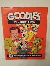 More details for karrell fox - goodies - magic book