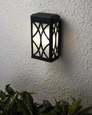 Sea Gull Lighting 8719601-12 Large One Light Outdoor Wall Lantern Black