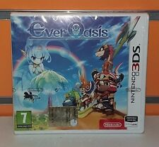 Ever Oasis 3DS NUOVO ITA