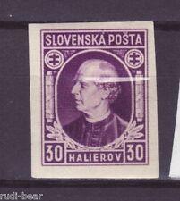 Slovacchia n. 37 D * Andrej Hlinka politici & cattolica gestlicher -1