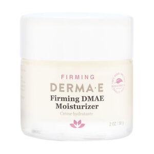 Derma E Firming DMAE Moisturizer Alpha Lipoic Acid C-Ester 2.0 oz Brand New
