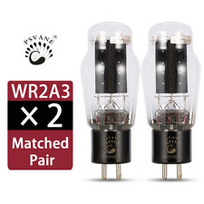2PCS PSVANE WR2A3 Vacuum Tube Matched Pair Replace 2A3 2A3B 2A3C for HiFi Amp