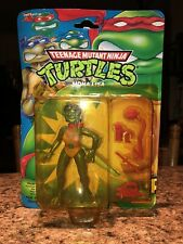 New Listing*Yellowing* Tmnt Ninja Turtles Mona Lisa Playmates 1992