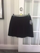 John Lewis Girl Women Navy Netball Hockey Skort Skirt Brand New age 15-16