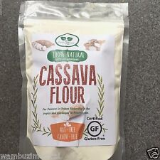 Cassava Flour by Chozi.Certified Gluten Free  All Natural, no additives 2lb