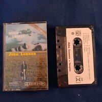 Cassette Tape John Lennon Mind Games. very Rare Cover
