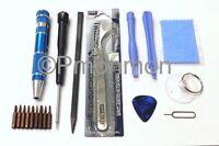 19 pcs Tool Kit Set Pentalobe Y Screw Driver for iPhone 7/6/s/5/4 Samsung Galaxy