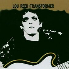 "LOU REED ""TRANSFORMER"" CD NEUWARE"