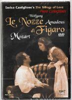 Mozart DVD Le Nozze De Figaro - Enrico Castiglione
