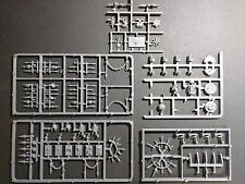 Warhammer 40k Chaos Space Marines Rhino Accessories / Icons / Spikes Bits