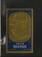 4721* 1965 Topps Embossed # 60 Chuck Hinton NM