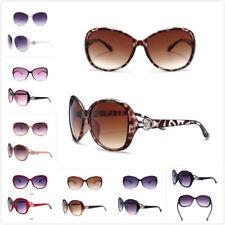 UK Moda Polarizzati da Donna di Design Tonalità Occhiali Sole Oversize Uv400