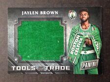 Jaylen Brown RC Towel Relic 2016 Black Friday (NM/MT+) B1715