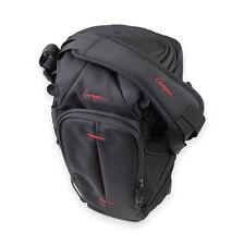 Komers AK49 Kamera Schultertasche Foto Tasche für DSLR Toploader