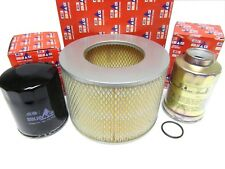 FITS: Toyota Hi-Lux Surf LN130 2.4TD 1989-1993 * Huile/Air/Carburant Filtre Service Kit *