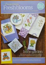Fresh Blooms by Jenny Barton - 40 Floral motifs for gardeners or flower lovers