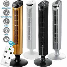KESSER® Turmventilator MIT FERNBEDIENUNG Ventilator Standventilator Klimaanlage