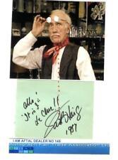 Jack Haigh vintage signed page 'Allo'Allo! AFTAL#145