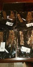 wholesale lot of 8 Christina Love dresses mini party glam diva bling blk/gold