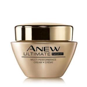 ~ Avon ~ Anew Ultimate Night Multi-Performance Cream ~ 1.7 oz. ~ NIB ~