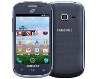 GOOD!!! Samsung Galaxy Centura SCH-S738c Android CDMA Touch STRAIGHT TALK Phone