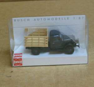 BUSCH # 44001 HO Dodge Power Wagon