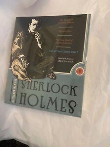 The New Annotated Sherlock Holmes Vol. 1 & 2 Sir Arthur Conan Doyle SEALED
