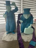 DISNEY PARKS HAUNTED MANSION GHOST ERZA PHINEAS POPCORN BUCKET SIPPER SET NEW