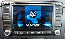 VW Navi RNS 2 MFD 2 DVD Navigationsgerät für Golf V, VI, Passat, Touran