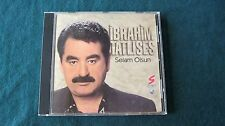 TURKISH  MUSIC  CD  *** IBRAHIM  TATLISES  ***  Selam  Olsun