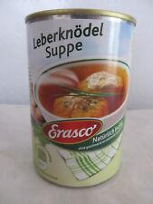 Erasco Leberknödelsuppe, Leber Knödel Suppe, 395ml