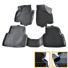 TAPIS SOL CAOUTCHOUC 3D TPE SUR MESURE VW TIGUAN CARAT CONFORTLINE SPORTLINE
