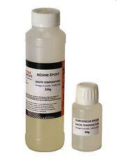 Résine époxy spéciale réservoirs, résistante essence & hautes températures.