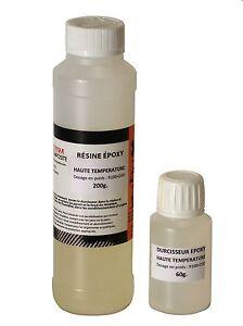 Resina Epossidica Speciale Serbatoi, Resistente Benzina & Alta Temperature